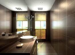 bathroom design bathroom suspended free standing bath shower