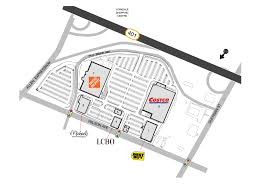 yorkdale mall floor plan toronto downsview on smartcentres