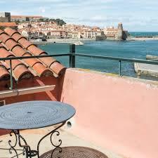 chambre d hote collioure bord de mer hôtel triton collioure vue mer avec restaurant dans les pyrénées
