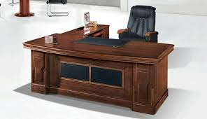 Office Desk Wooden Wood Office Table House Plans And More House Design
