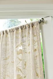 Interior Soho Double Sears Curtain by 7 Best Bay Window Treatments Images On Pinterest Door Hangings