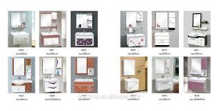modern bathroom vanity pvc cabinets bathroom furniture vanity