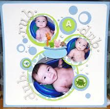 Scrapbook Photo Album Baby Instant Scrapbook Photo Album Layouts Ideas Girls First Year