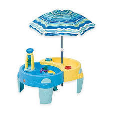 step 2 sand and water table step2 shady oasis sand water table bed bath beyond