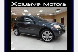mercedes palm used mercedes m class for sale in palm desert ca edmunds