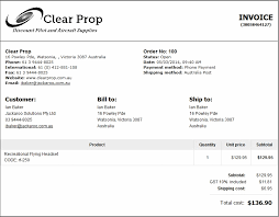 australian invoice template resumesss franklinfire co