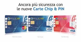 sella pagamenti carta di credito sella chip pin borsa finanza