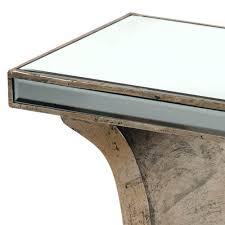 Venetian Console Table Mirrored Vintage Venezia Furniture U2013 Antique Silver Old Venetian