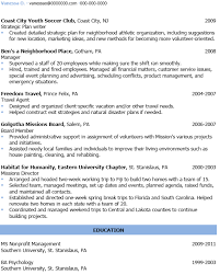 Sample Resume Event Coordinator by Resume Search Engines Berathen Com