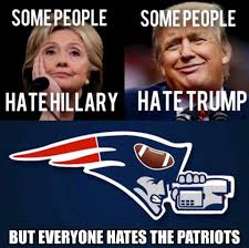 Patriots Meme - everyone hates the cheatriots hate the patriots pinterest