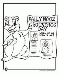 groundhog math reading writing activities product