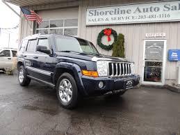 2006 jeep commander limited edition shoreline auto sales