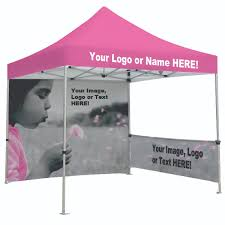 Promotional Canopies by Custom Canopy Tents Instant Sign Factory