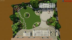 Bella Terra Landscape by 3d Rendering Samples U2013 Bella Terra Landscape Design