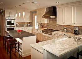white kitchen cabinets with slate countertops slate countertops for your kitchen and bathroom
