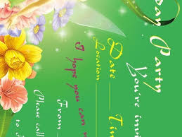 tinkerbell birthday invitations download jpg immediately free
