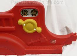 Fire Engine Bed Step 2 Fire Engine Toddler Bed Right Replacement Part Fire Truck