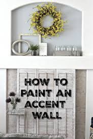 Accent Wall Tips by 173 Best Organize U0026 Decorate Decorate Images On Pinterest