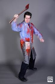 patrick bateman from american psycho cosplay costume from salt