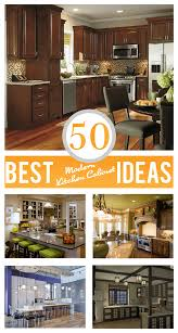 best contemporary kitchen designs 50 best modern kitchen cabinet ideas interiorsherpa