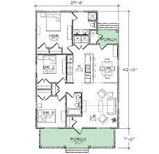 narrow lot cottage plans plan 10073tt narrow lot cottage plan open floor smallest house