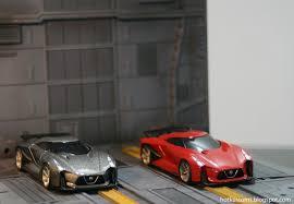 nissan hotwheels kustoms mini cars tlv nissan concept 2020 vision gran turismo