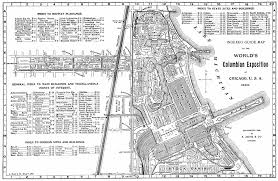 World Map Chicago by Chicago 1893 World U0027s Columbian Exposition U2013 How I See It