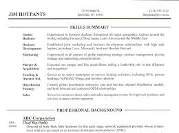 leadership skills resume exles resume exles for managers lidazayiflama info