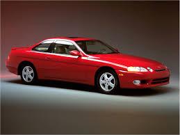 92 lexus sc300 19931999 lexus sc300 fan catalog cars
