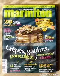 marmitons recettes cuisine 1 livre de cuisine 3 recettes marmiton magazine