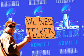 welcome to the subprime super bowl ticket crisis