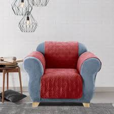 Armchair Protector Luxury Quilted Furniture Protector For Chair Free Shipping On