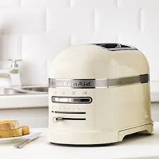Kitchenaid Architect Toaster Kitchenaid Artisan 2 Slice Toaster Almond Cream 5kmt2204bac