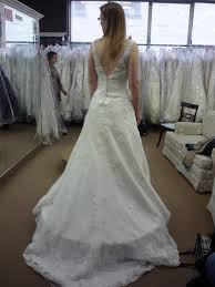wedding dress outlet show me your robin jillian dress how to find weddingbee
