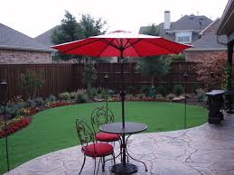 Fence Line Landscaping by Lewisville Landscaping Traditional Landscape Dallas By