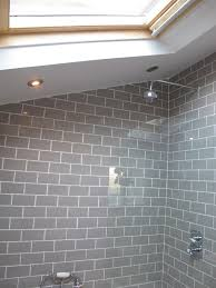 Subway Tile Ideas For Bathroom by Best 10 Gray Subway Tiles Ideas On Pinterest Transitional Tile