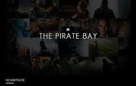 the pirate bay concept design on behance