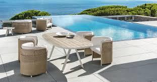 Italian Garden Furniture Italian Outdoor Furniture Ethimo - Italian outdoor furniture