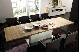 Round Expandable Dining Room Table Dining Table Oval Extendable Dining Table Modern Modern