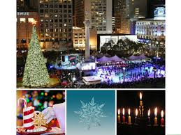 sf christmas tree lighting 2017 holiday tree lightings parades ice rinks sf bay area 2017