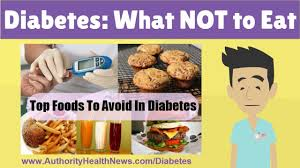 see diabetes diet what not to eat full list what foods to avoid