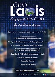 laois gaa official website