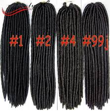 synthetic hair extensions alibaba express soft dread braids crochet synthetic