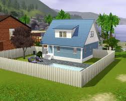 mod the sims beachside bungalow 9 sun song ave