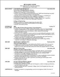 Sample Resume For Google by Landing The Job A Plain And Simple Blog Regarding Career Mobility