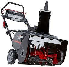 amazon com briggs and stratton 1696507 single stage snow thrower