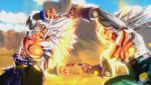dragon ball xenoverse pc super saiyan 5 gogeta transformation