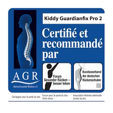 siege guardianfix pro 2 siège auto guardianfix pro 2 de kiddy au meilleur prix sur allobébé