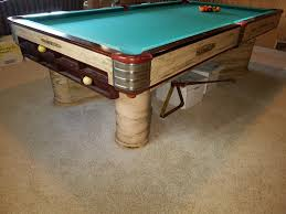 Antique Brunswick Pool Tables by New And Used Pool Tables For Sale Tablesplusmn