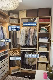 organizing shirts in closet life u0026 home at 2102 organizing your clothes design details